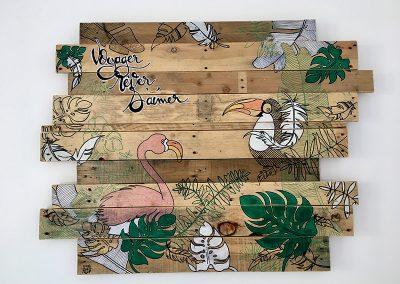 panneau-bois-jungle- dessin-atelier-pyli
