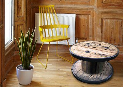 touret-graphisme-jaune-bois-parquet-atelier-pyli