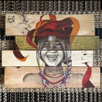 peinture-diy-graphisme-portrait-palette-bois-atelier-pyli